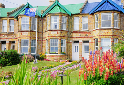 Jubilee Villas - English-style houses