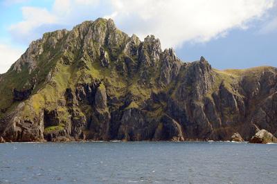 56deg-56min South - Cape Horn