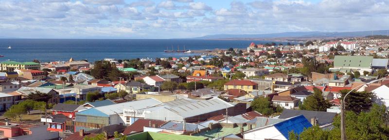 Magellan Strait and Punta Arenas