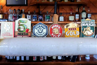 Ice-cold Australian draft on tap at Hope & Anchor