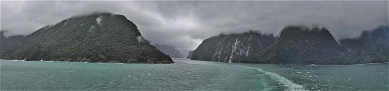 Entering Doubtful Sound